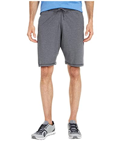 tasc Performance Carrollton Shorts (Black Heather) Men