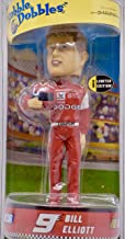 2002 - Alexander Global Promotions / Evernham Motorsports - NASCAR - Bobble Dobbles - Bill Elliott #9 - Numbered / Limited Edition Bobble Head - Approx 9 Inches Tall - Hand Crafted / Hand Painted - Very Rare - Out of Production - Collectible