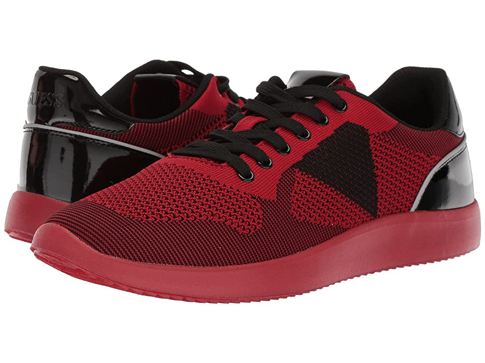 GUESS Catchings (Red Synthetic) Men