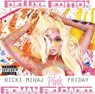 Jesus Pink Friday- Roman Reloaded - Nicki Minaj Poster 12 X 14 Inches Poster Sunshine Eshop