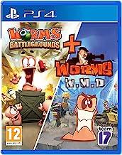 PS4 WORMS BATTLEGROUND / WORMS W.M.D (EURO)