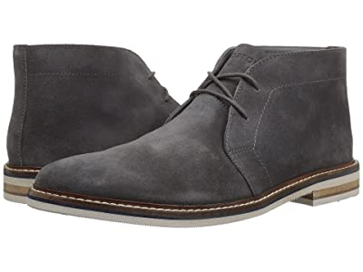 Bostonian Dezmin Mid (Grey Suede) Men