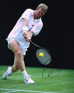 6ed892961dcc5 Amazon.com: Jim Courier - Sports: Collectibles & Fine Art