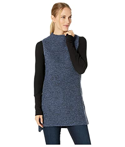 Toad&Co Makenna Sweater Vest (True Blue) Women