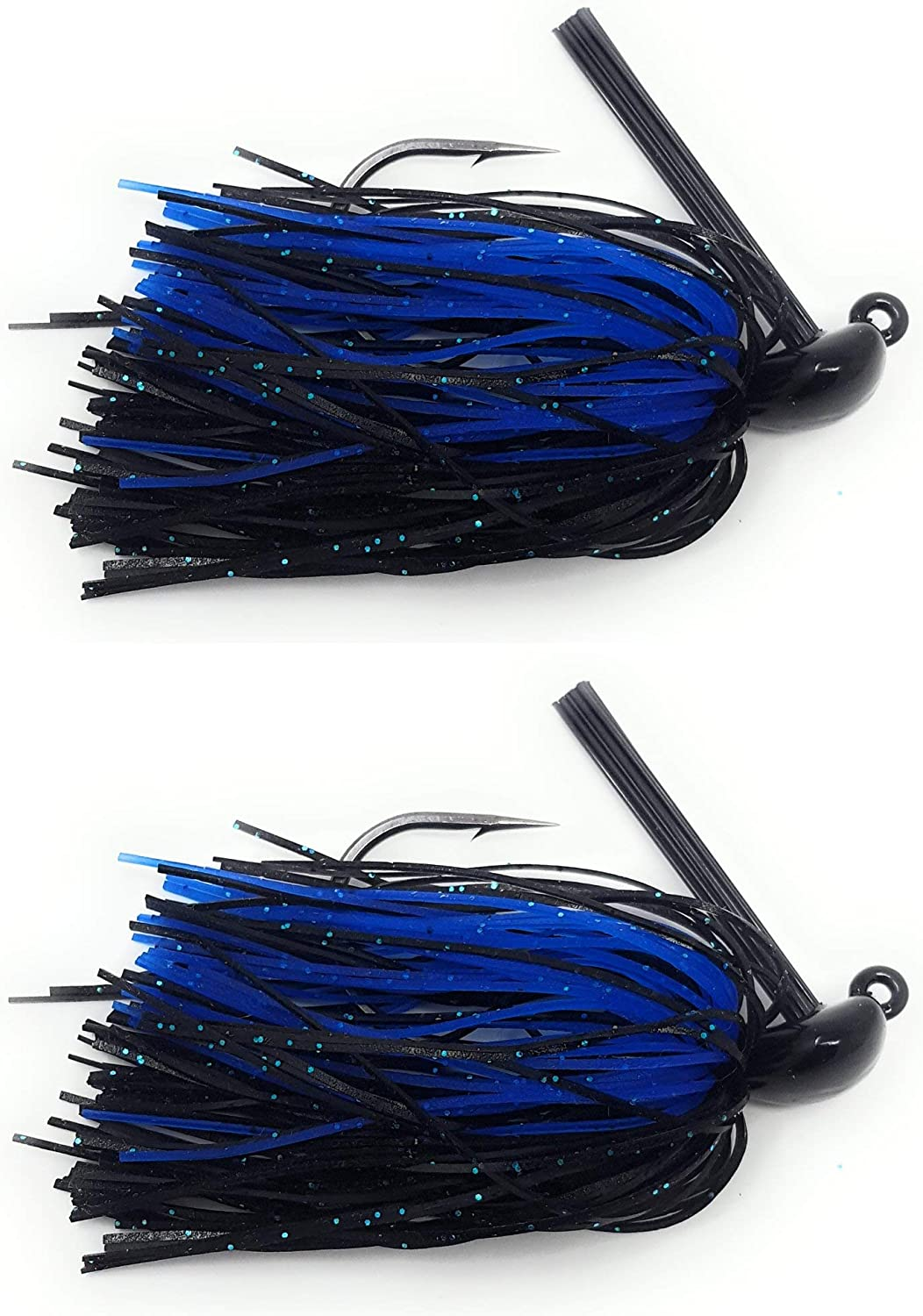 Reaction Tackle New products world's El Paso Mall highest quality popular Tungsten Swim 2-Pack Jigs