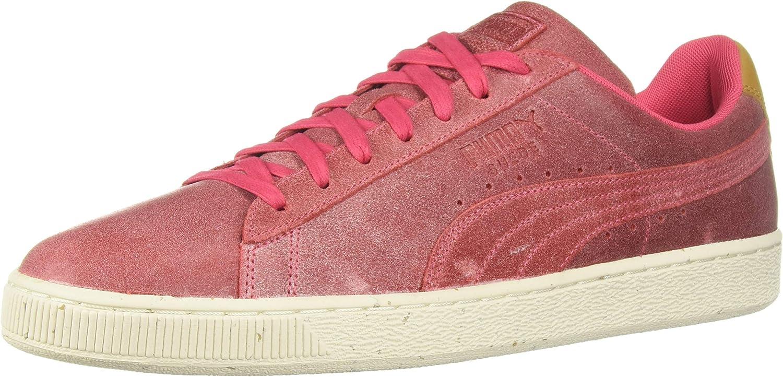 PUMA Men's Suede Deco Ankle-High Fashion Sneaker