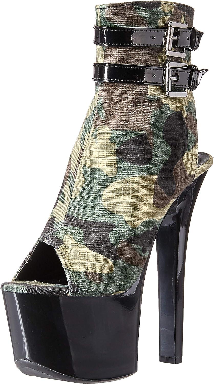 Ellie shoes Women's 711-cadet Fashion Boot