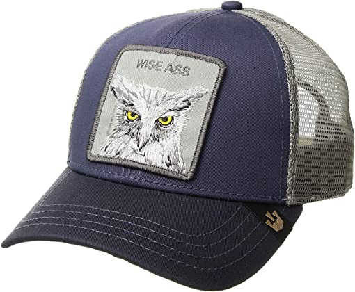 Navy X The Owl Hat