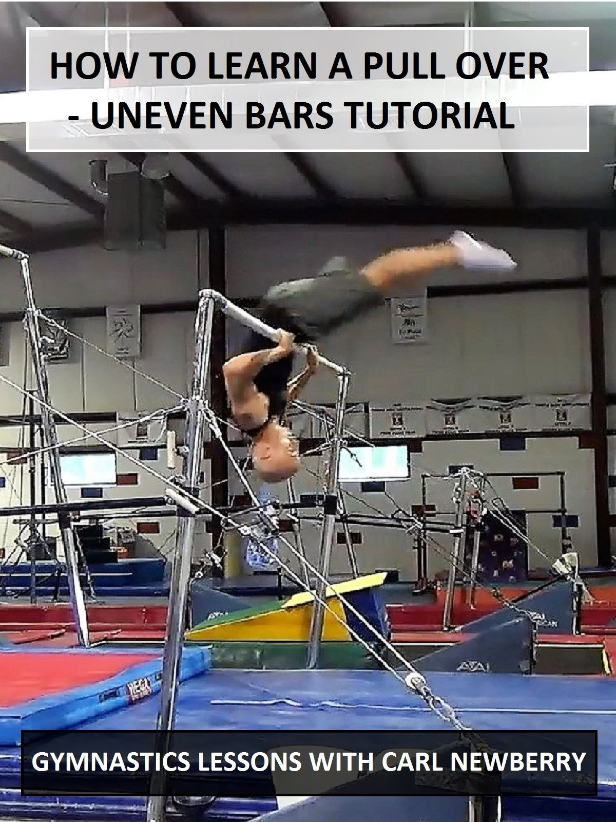 How Learn Pull Over Gymnastics