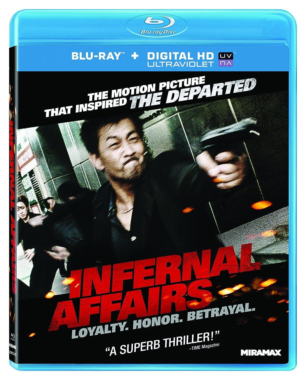 Infernal Affairs Blu-ray Superlatite San Francisco Mall