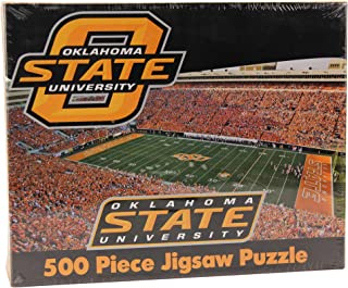R and R Imports NCAA 500 Piece College Stadium Jigsaw Puzzle