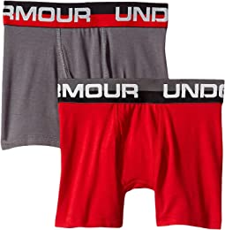 2-Pack Cotton Boxer Brief (Big Kids)