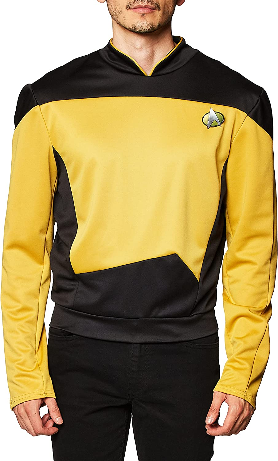 Large-scale sale Rubie's Max 56% OFF Star Trek The Next Generation Lt. Data Deluxe Commander