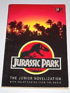 Jurassic Park (Junior Novelization)
