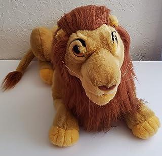 "21"" Lion King Simba Adult Plush Full Body Puppet"