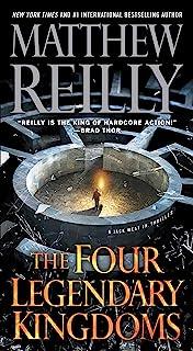 The Four Legendary Kingdoms (4) (Jack West, Jr.)