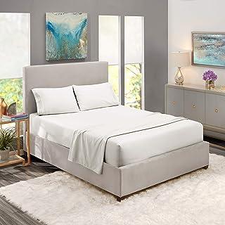 Nestl Bedding Juego de sábanas de 4 piezas - Juego de sába