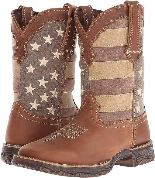 Brown/Patriotic