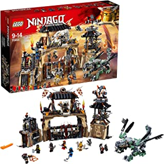 Lego Ninjago Dragon Pit Playset, Multi-Colour