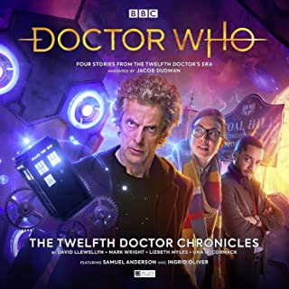 Doctor Who - The Twelfth Doctor Chronicles
