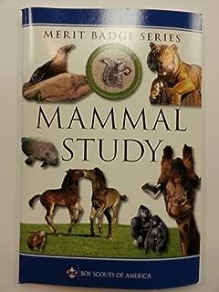Mammal Study (Merit Badge Series)