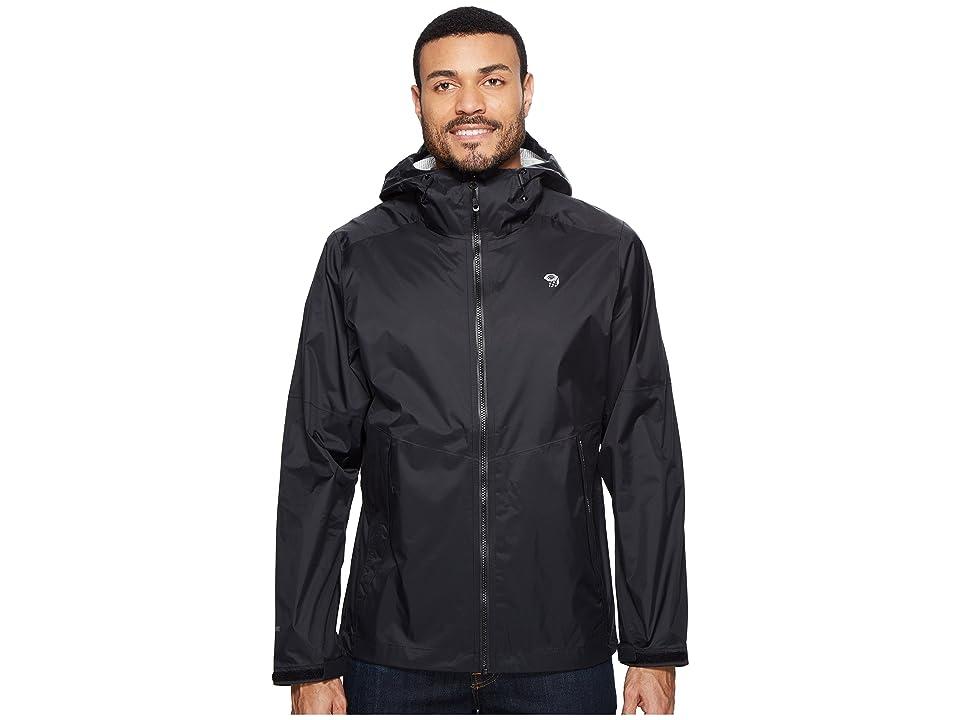 Mountain Hardwear Exponent Jacket (Black) Men