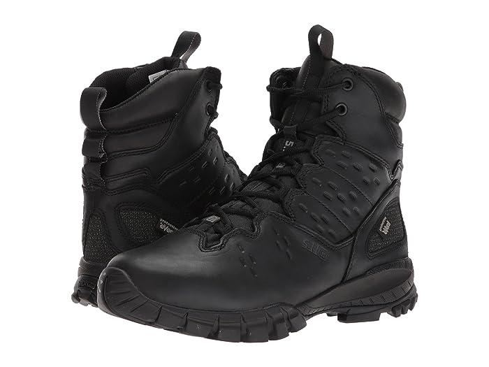 5.11 Tactical  XPRT 3.0 Waterproof 6 Boot (Black) Mens Work Boots