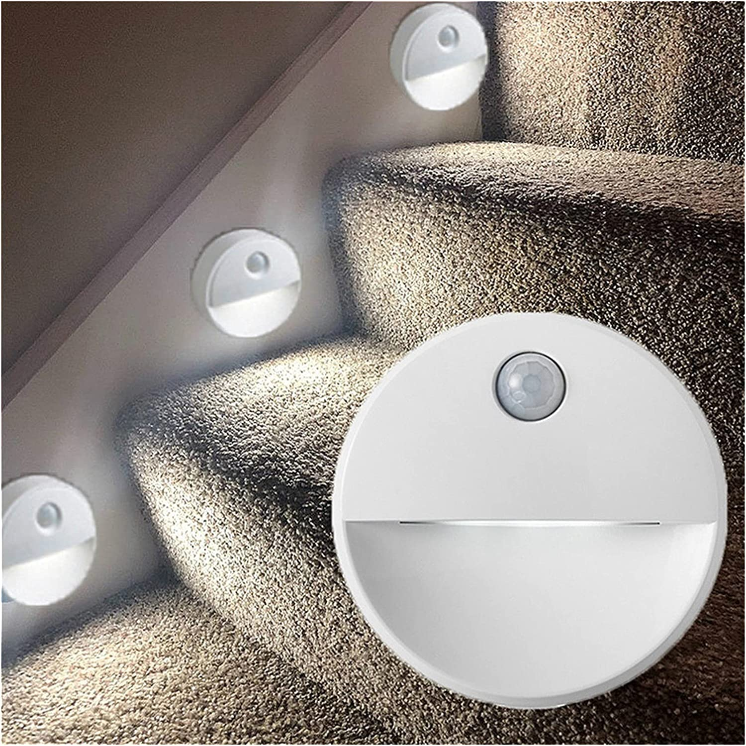 PIR Motion Super intense Fixed price for sale SALE Sensor LED Novelty Wall Night Light L Ceiling Cabinet