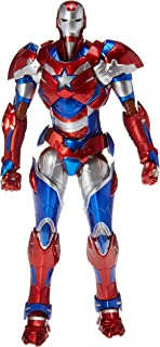 2015 Exclusive Marvel Sentinel Re: Edit Iron Man #03 Iron Patriot Action Figure