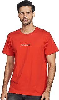 Calvin Klein Instit Chest Logo Reg Tee T-Shirt Uomo
