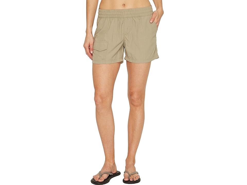 Columbia Silver Ridge Pull On Shorts (Tusk) Women