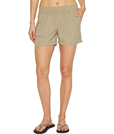 Columbia Silver Ridge Pull On Shorts (Tusk) Women