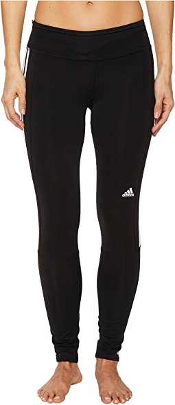adidas - Response 3-Stripes Long Tights