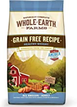 product image for Whole Earth Farms Grain Free Dry Dog Food Weight Management Recipe