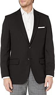 Haggar Men's in Motion Travel Stretch Tailored Fit Blazer