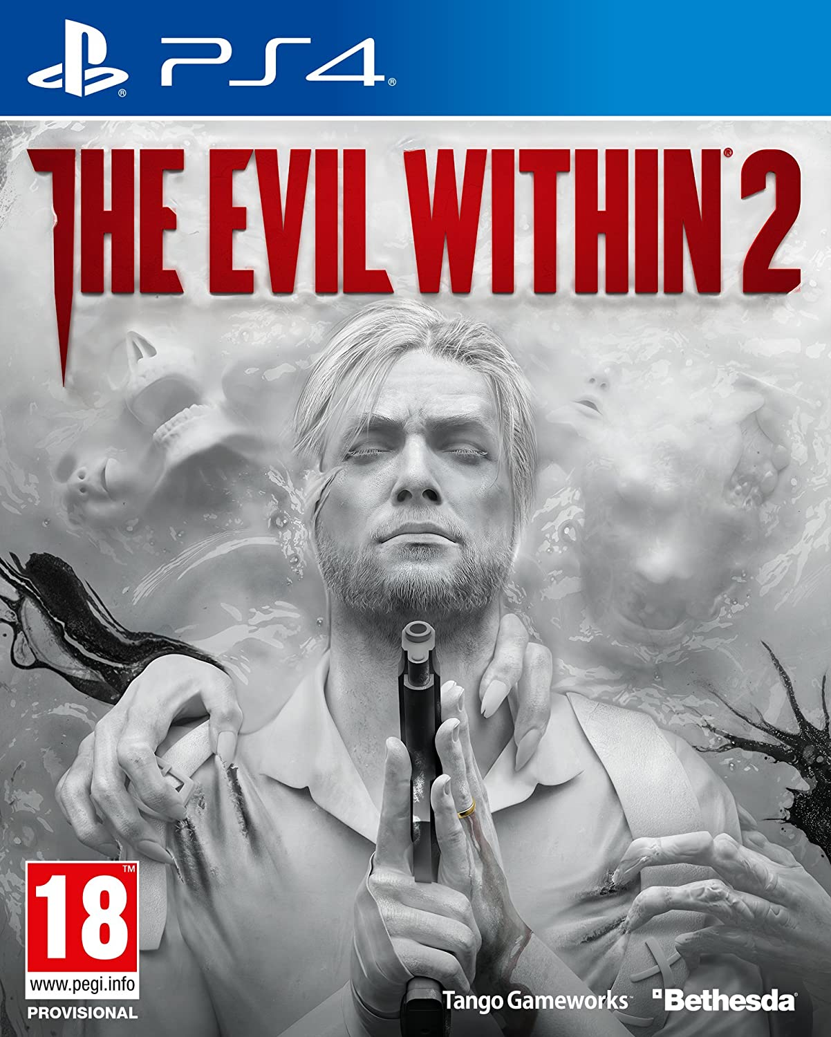 Amazon Com The Evil Within 2 Ps4 Video Games