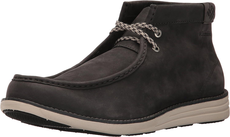 Columbia Mens StevensonTM Wallaby Leather Uniform Dress shoes
