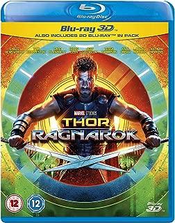 Thor Ragnarok [Blu-ray 3D + Blu-ray 2D] [UK Import]