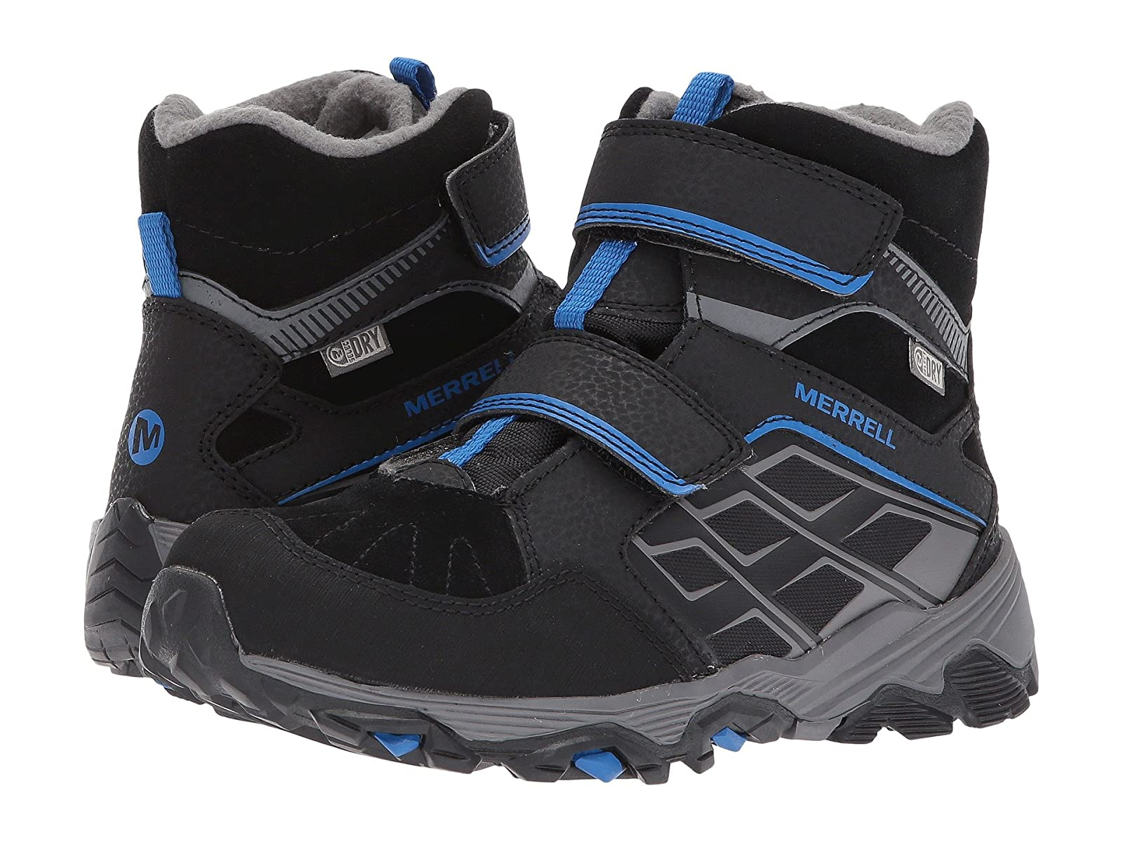 Merrell Kids Moab FST Polar Mid A/C Waterproof (Little Kid)Cheap and distinctive eye-catching shoes