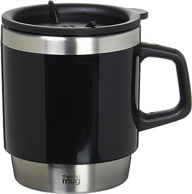 THERMO MUG(サーモマグ) スタッキングマグ ブラック