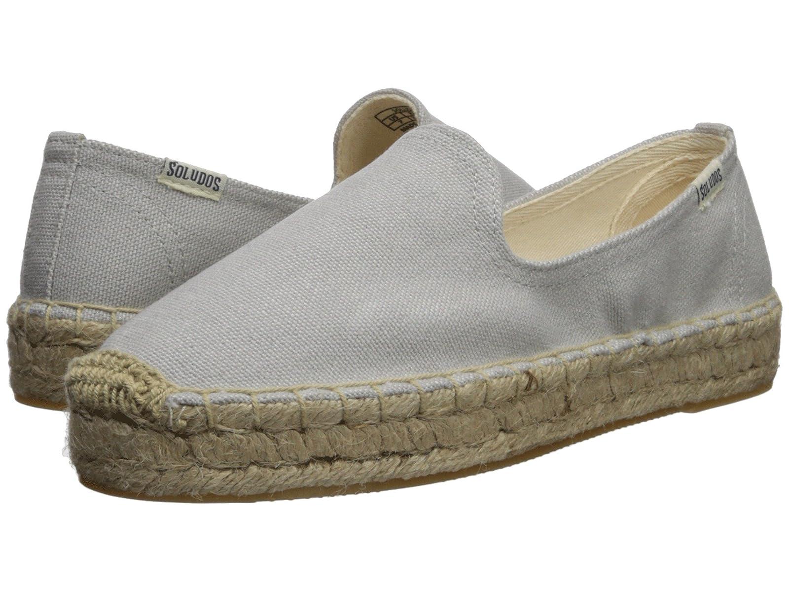 Soludos Platform Smoking SlipperAtmospheric grades have affordable shoes