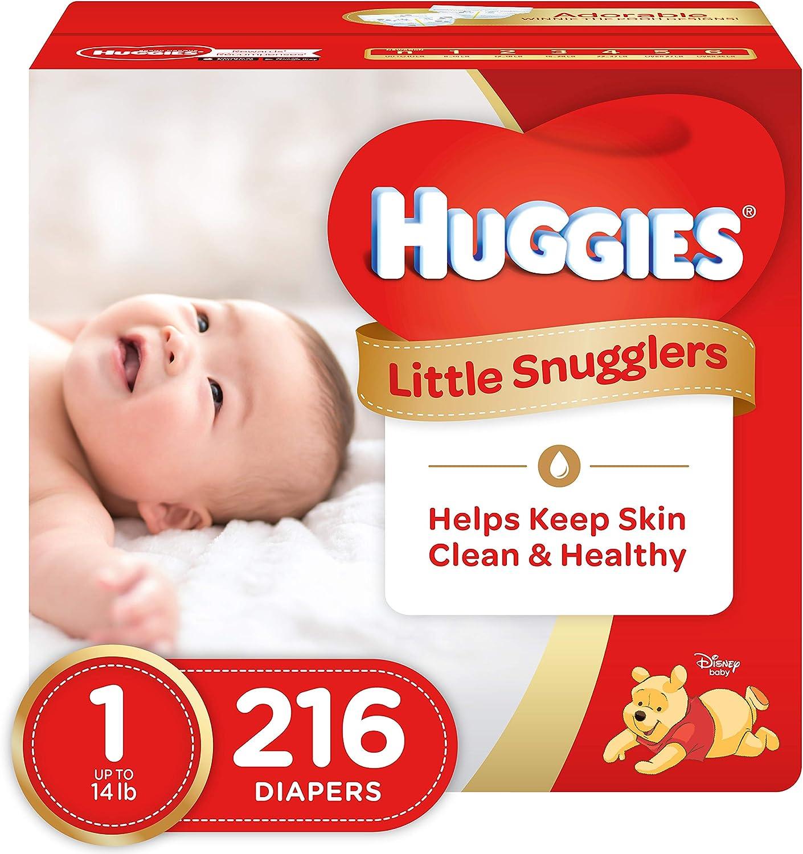 huggies snugglers vs.snug and dry