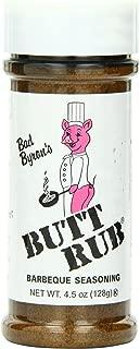 Bad Byron's, Butt Rub Seasoning, 4.5 oz