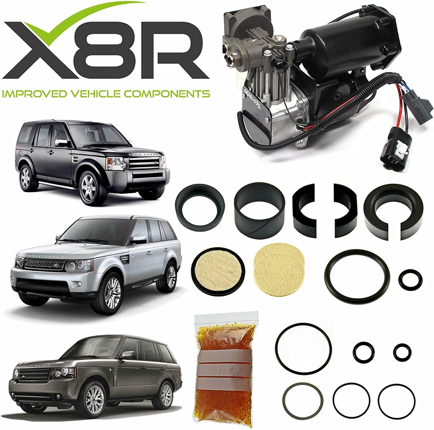 X8R REPAIR 55% OFF KIT FOR AIR COMPATIBL DRYER Ranking TOP8 COMPRESSOR AND SUSPENSION