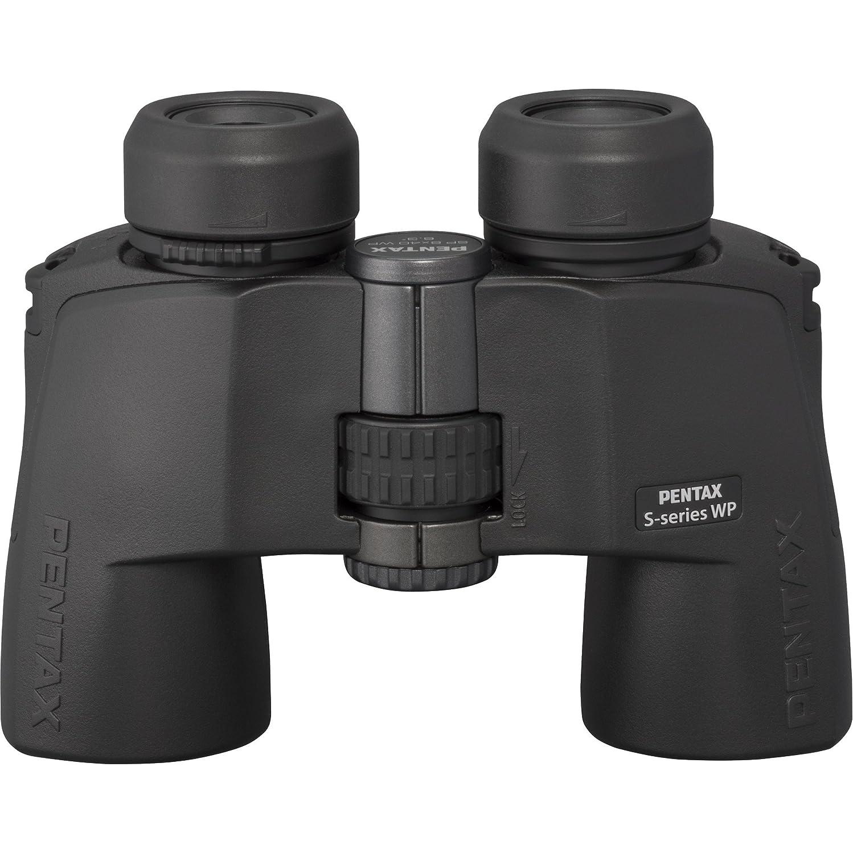 Pentax Full Size SP 8x40 WP Waterproof Binoculars, Black (65871)
