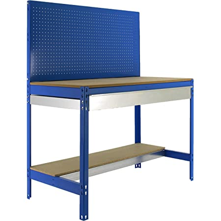 Simonrack 448100945126012 Kit bt-2 box 1200 bleu/bois