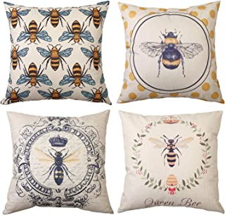 Best queen bee pillow Reviews