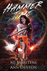 Hammer Time Kindle Edition