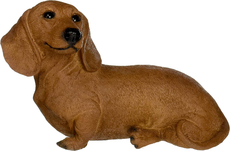 Design Toscano CF3239 Brown Dachshund Dog Puppy trend Now free shipping rank Statue Multicol