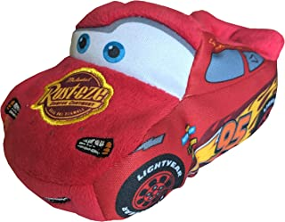 Disney Boy's Lightning McQueen Cars Slippers